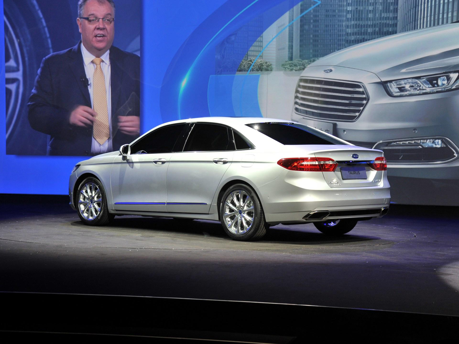 Exclusive: More Details about the 2016 Ford Taurus ...