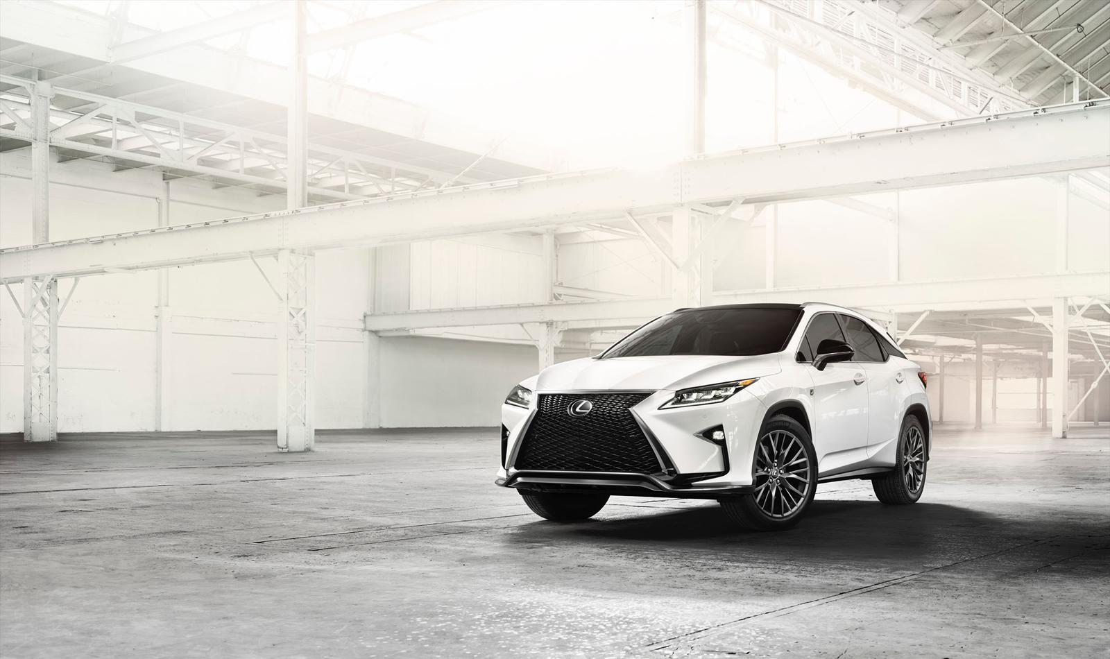 redesigned 2016 lexus rx released - youwheel - car news and review