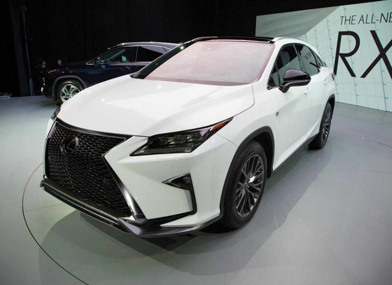 lexus rx 2016 redesign images galleries with a bite. Black Bedroom Furniture Sets. Home Design Ideas