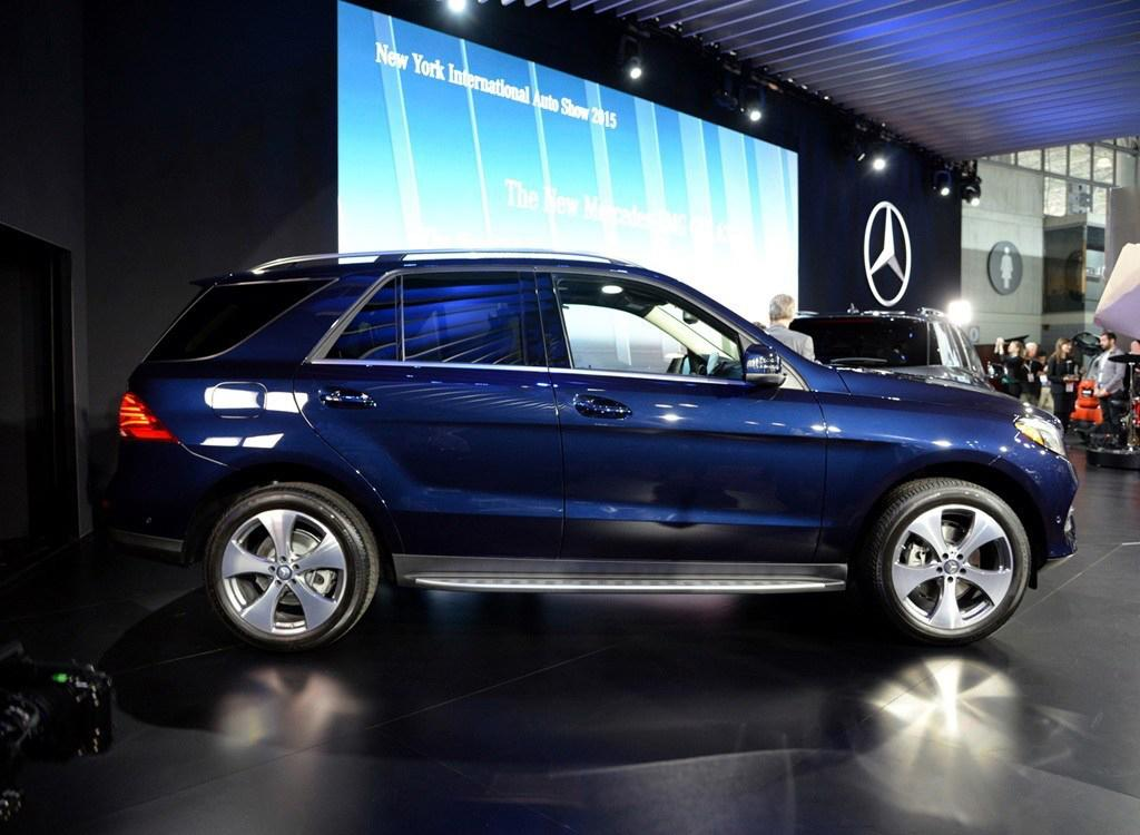 Live From Ny The 2016 Mercedes Benz Gle Class Youwheel