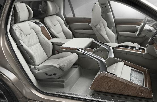 3 Seat Volvo Xc90 Version Debuted Youwheel Com Car