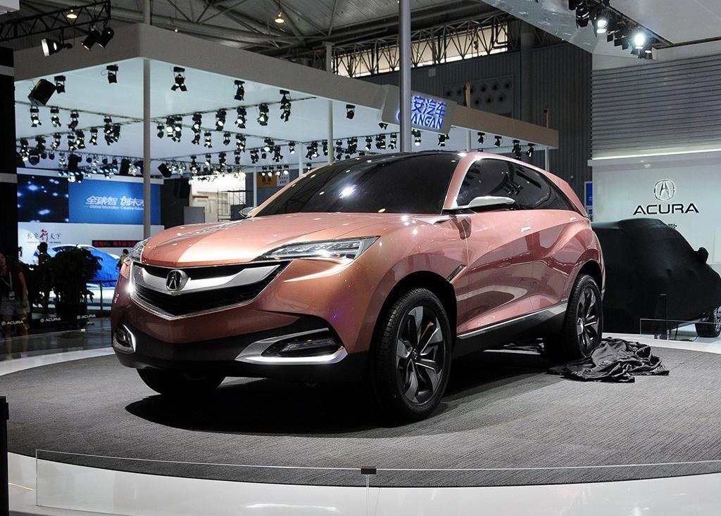 Today We Have Got Confirmation From Acura Which Indicates The Suv X Has Been Green Lighted To Go Into Production Curly Its Development Is In Last