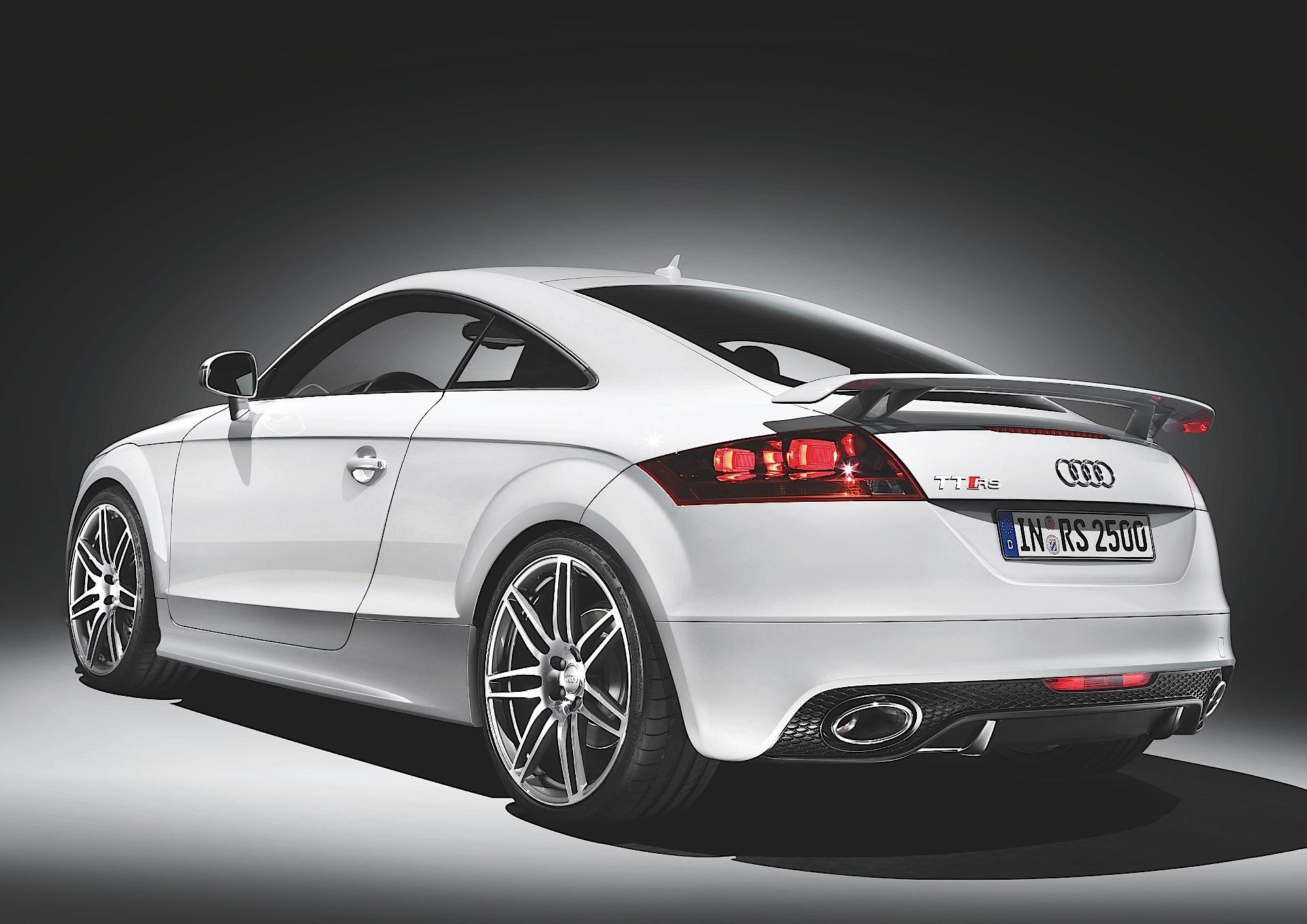 Upcoming Audi TT RS Will Has More than 400HP - YouWheel ...