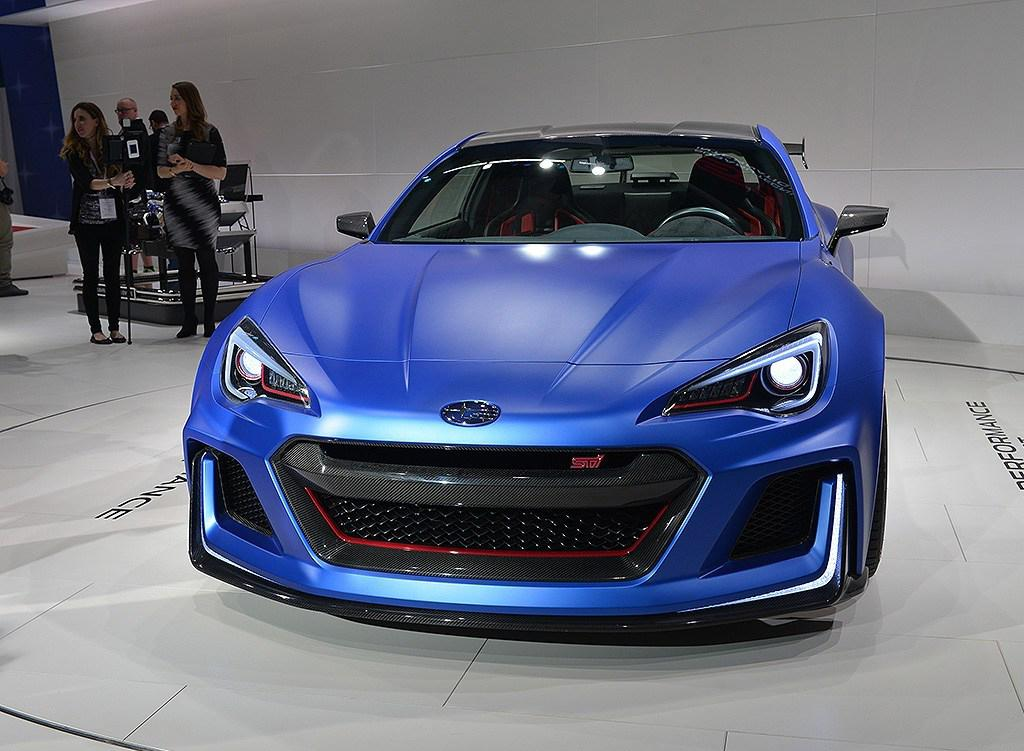 Breaking Subaru Brz Sti Confirmed Youwheel Com Your
