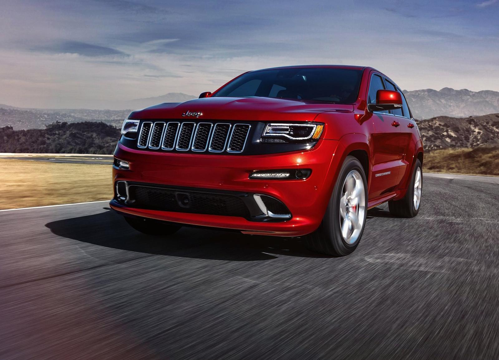 breaking 2017 jeep grand cherokee srt hellcat is coming. Black Bedroom Furniture Sets. Home Design Ideas