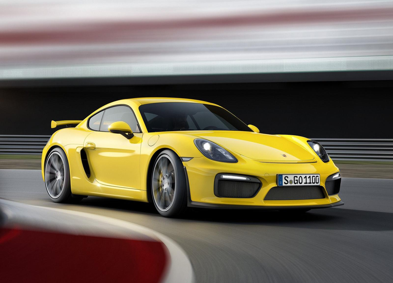 2016_Porsche_Cayman_GT4