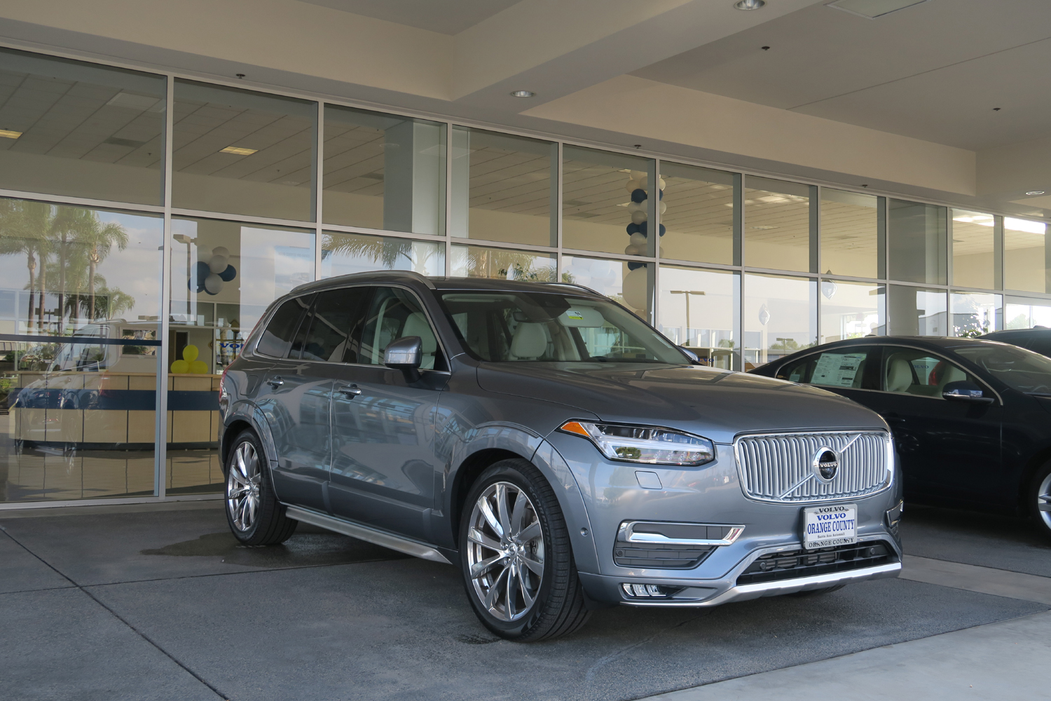 first drive 2016 volvo xc90 t6 awd inscription your ultimate and professional. Black Bedroom Furniture Sets. Home Design Ideas