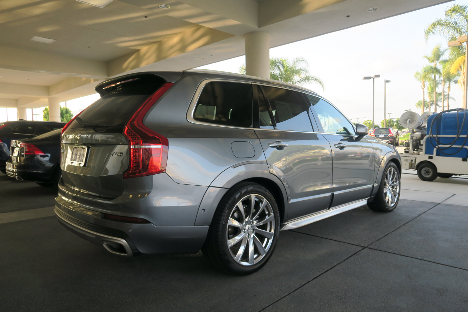 First Drive: 2016 Volvo XC90 T6 AWD Inscription - YouWheel.com - Your Ultimate and Professional ...