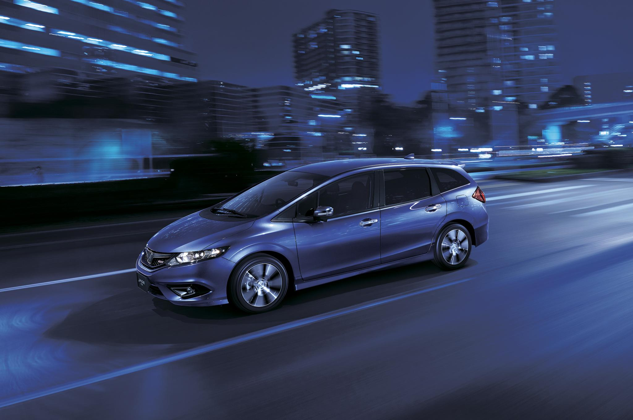 Honda Introduced 1.5L Turbo Engine to Jade RS, Output Spec ...