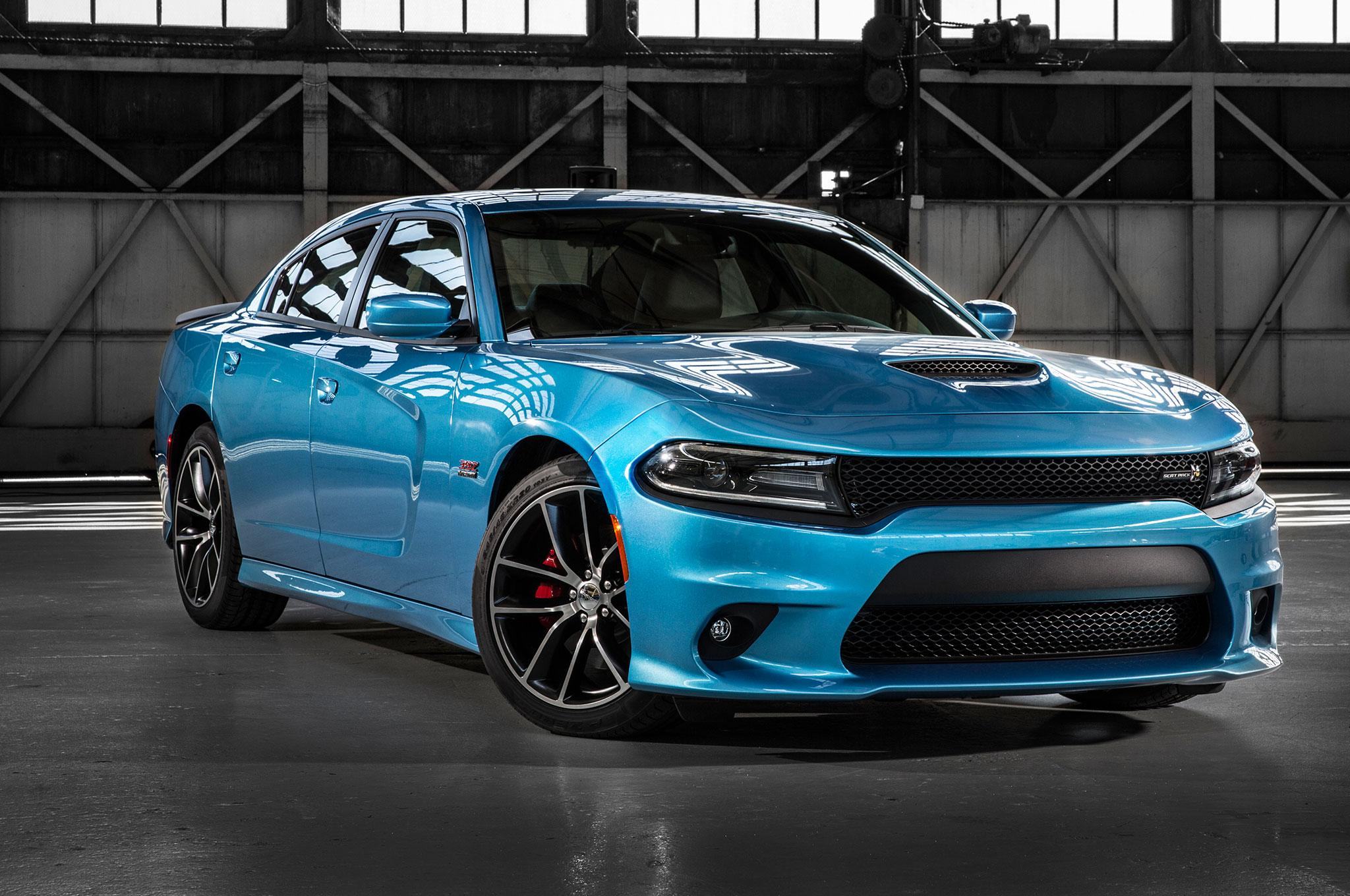 2017 Dodge Charger Rt Pack