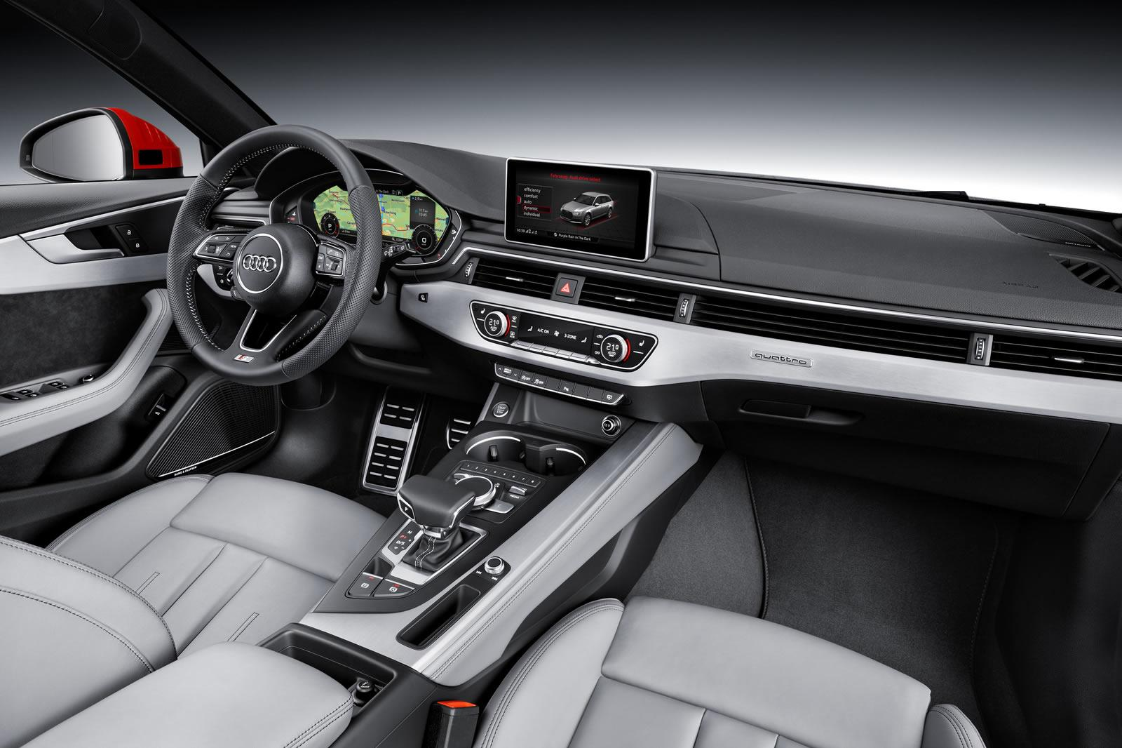 All New 2016 Audi A4 Announced Youwheel Com Your