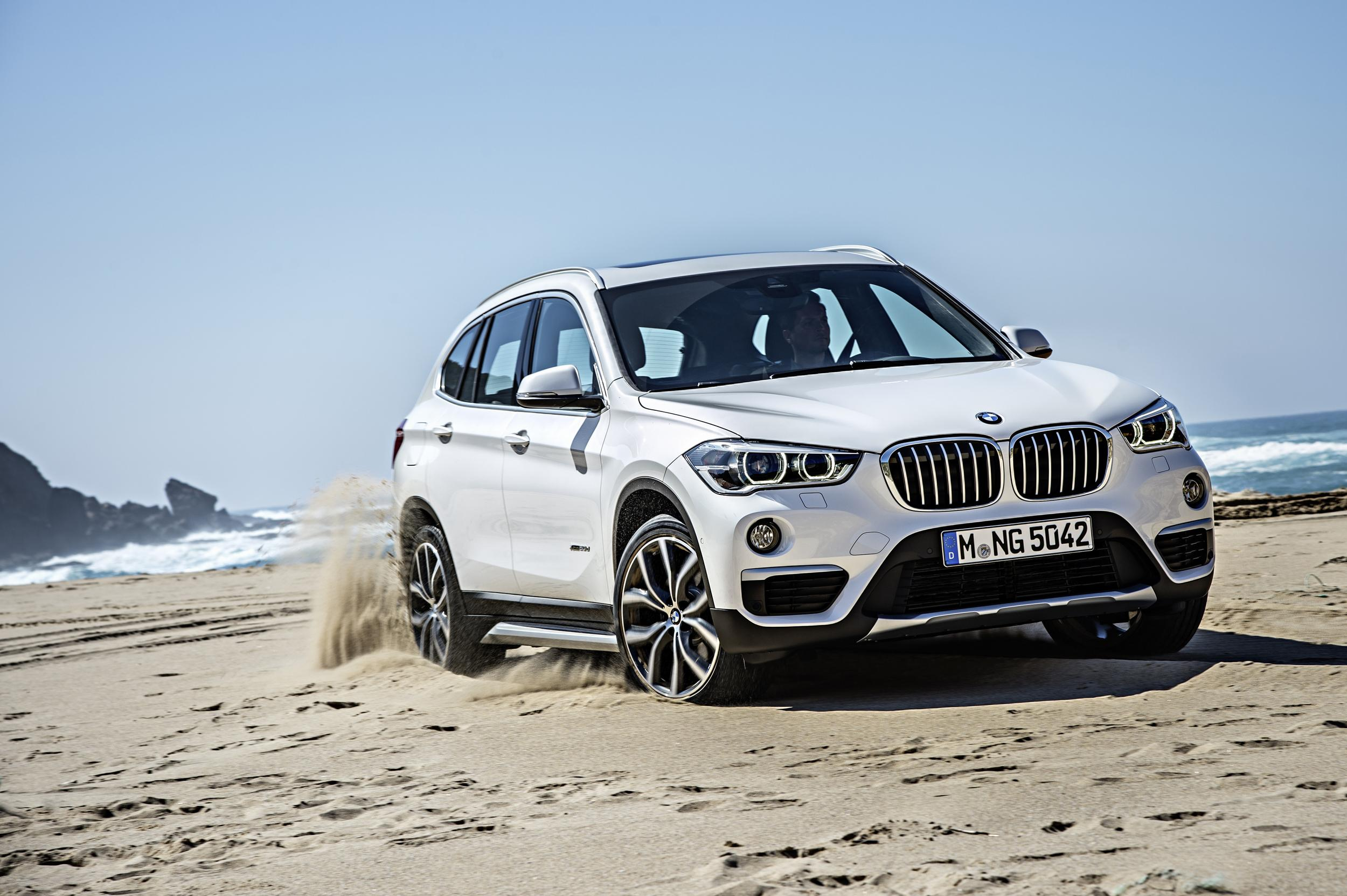2016 bmw x1 unveiled becomes front wheel drive layout your ultimate and. Black Bedroom Furniture Sets. Home Design Ideas