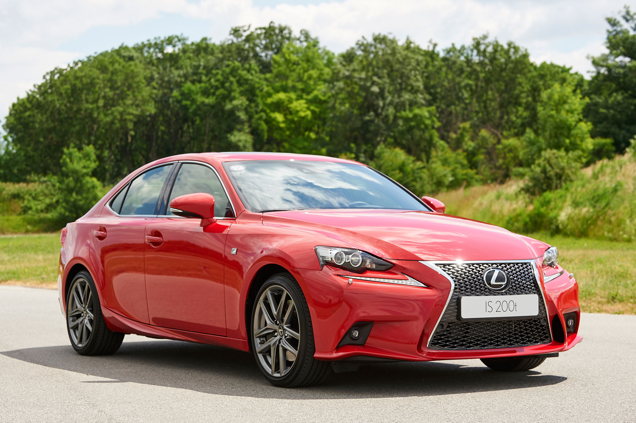 Turbocharged 2016 Lexus IS200t Announced YouWheel Your