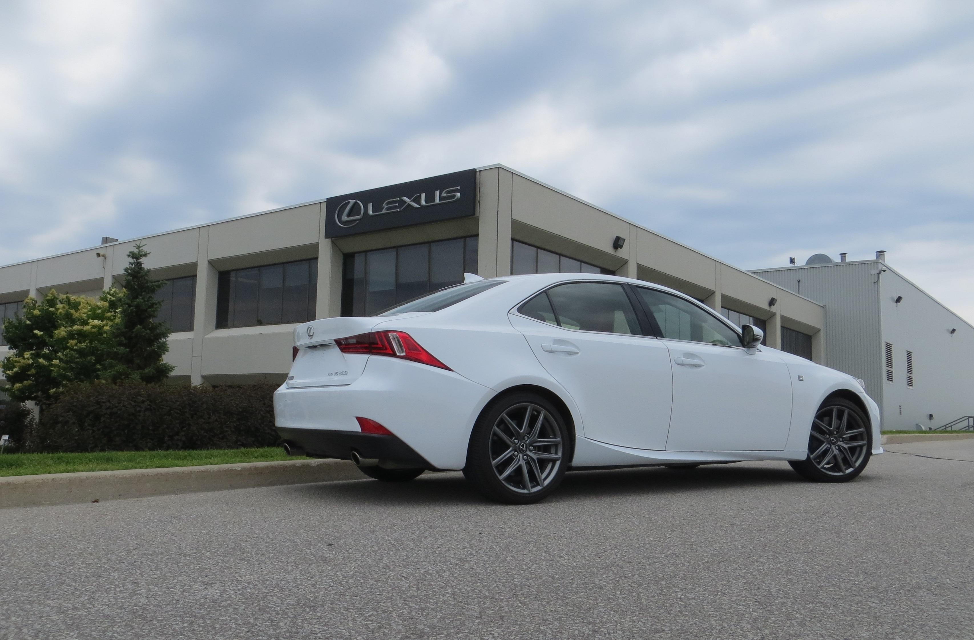 Lexus Announced 2016 IS300 AWD YouWheel Your Ultimate and