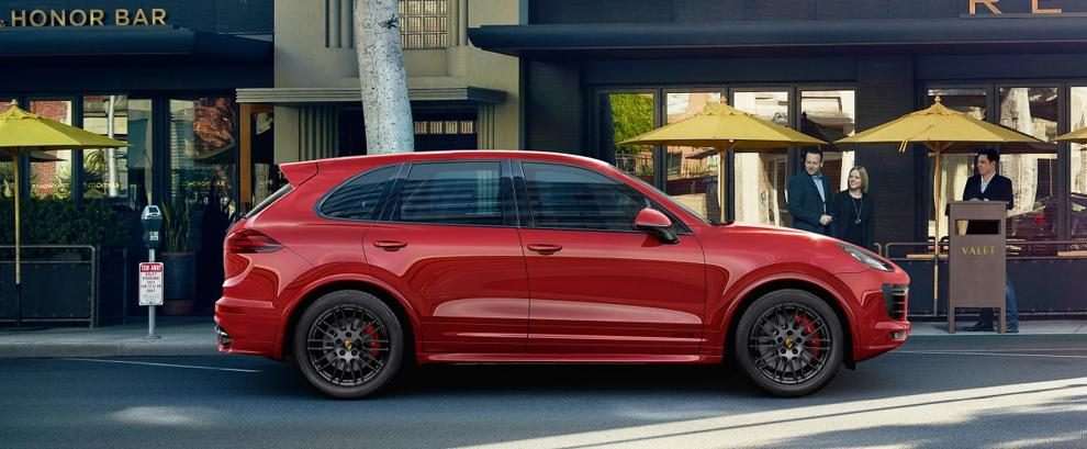 Test Drive: the 2016 Porsche Cayenne GTS